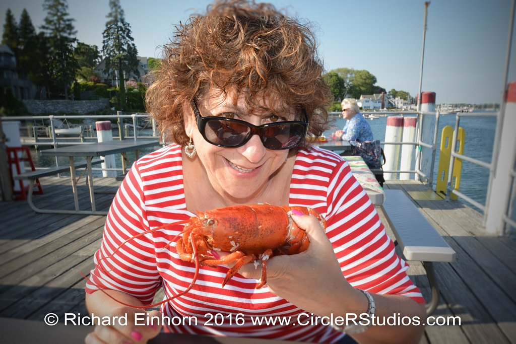 Lobster and Tammy